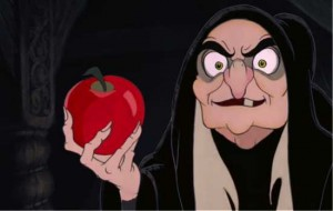 apple witch